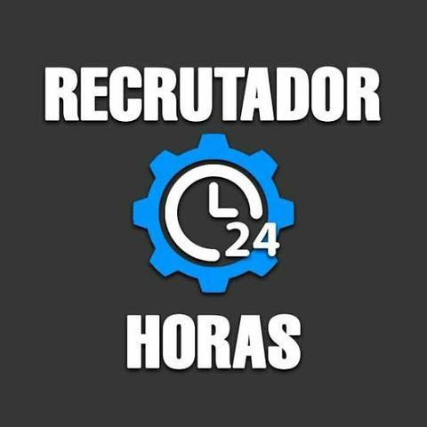 RECRUTADOR 24 HORAS