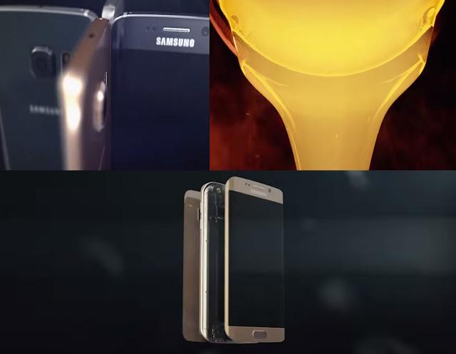 Galaxy S6 Edge, Youtube, Gorilla Glass 4, smartphone,