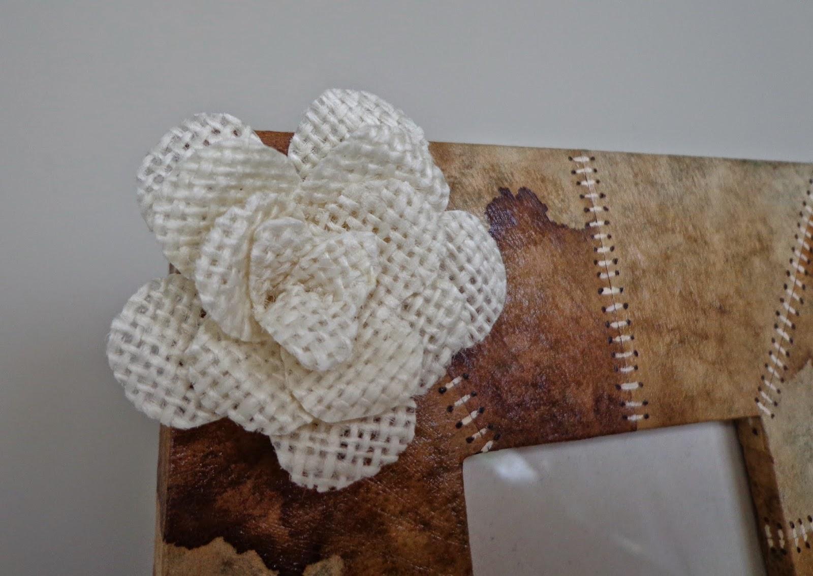 Tela de arpillera de yute tela de saco manualidades - Saco de arpillera ...