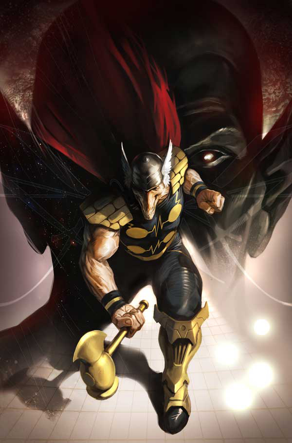 Beta Ray Bill (Marvel Comics) Character Review