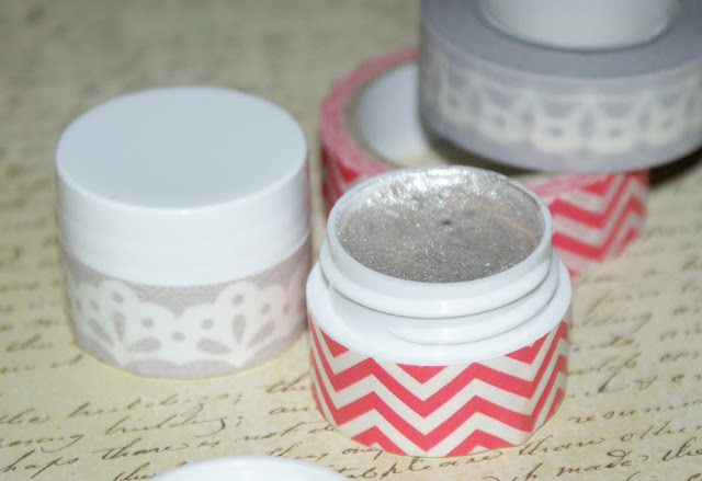 DIY Shimmer Eyeshadow and Body Gel - A Handmade Beauty Project for a Sparkling New Year