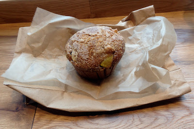 Vegan Apple Cinnamon Muffin - Flour Bakery