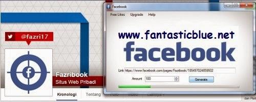 Software Fanspage Facebook