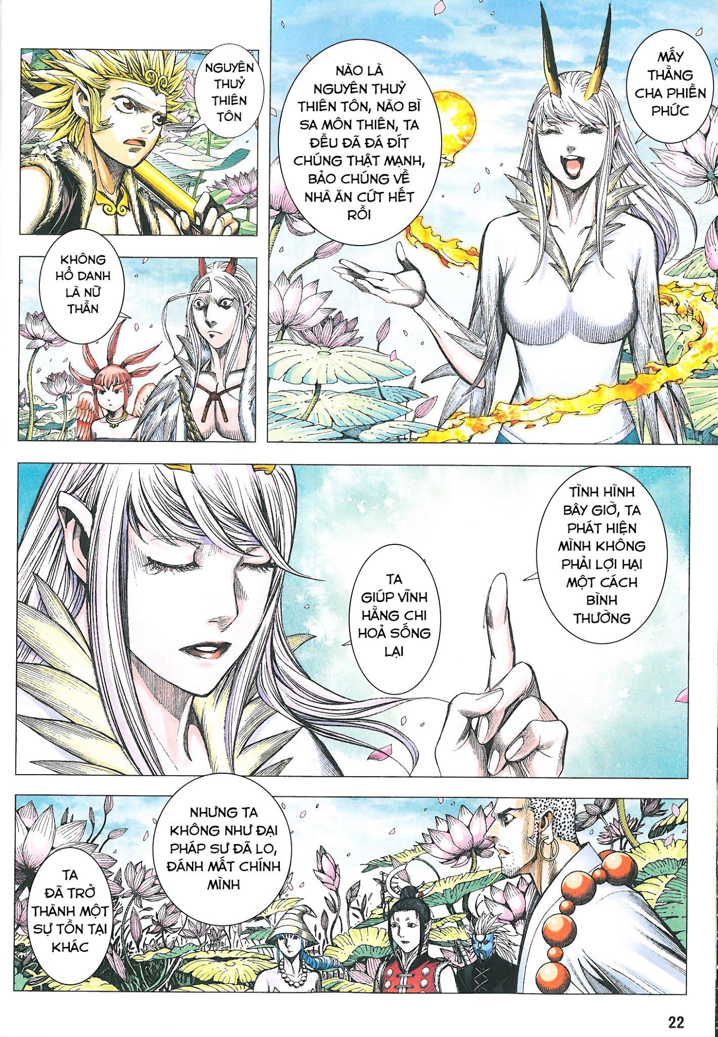Tây Du chap 181 - Trang 20