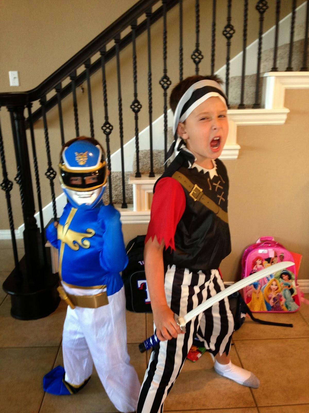 The Webb Family: Halloween 2013
