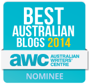 Best Australian Blogs competition 2014