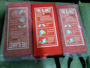 Fire Blanket / Selimut Pemadam API