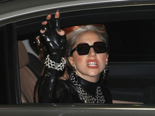 Lady Gaga (Foto: REUTERS/SUKREE SUKPLANG)
