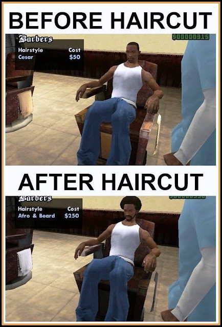 Funny GTA Video Game Logic