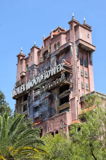 Disney Hollwood Studios' Twilight Zone Tower of Terror