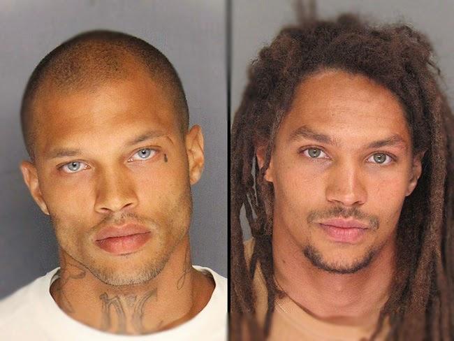 VIRAL: Another 'Handsome' Criminal Mugshot