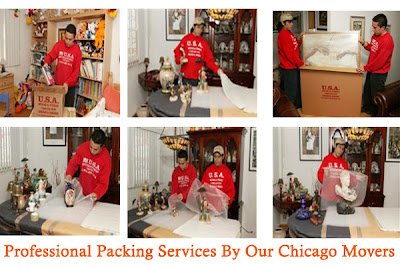 Professional Packing Services