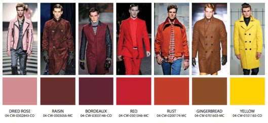 Filled With Versatility And Experimentation For The Most Prominent Hues Fall More On Pantone 2013 Color