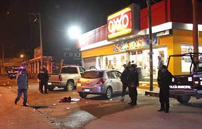 Cuatro muertos un herido en balacera de Zacatepec