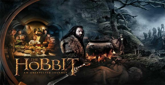 The Hobbit: An Unexpected Journey (2012) Official Trailer