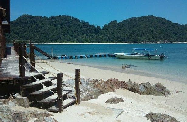 Pulau Gemia, Terengganu