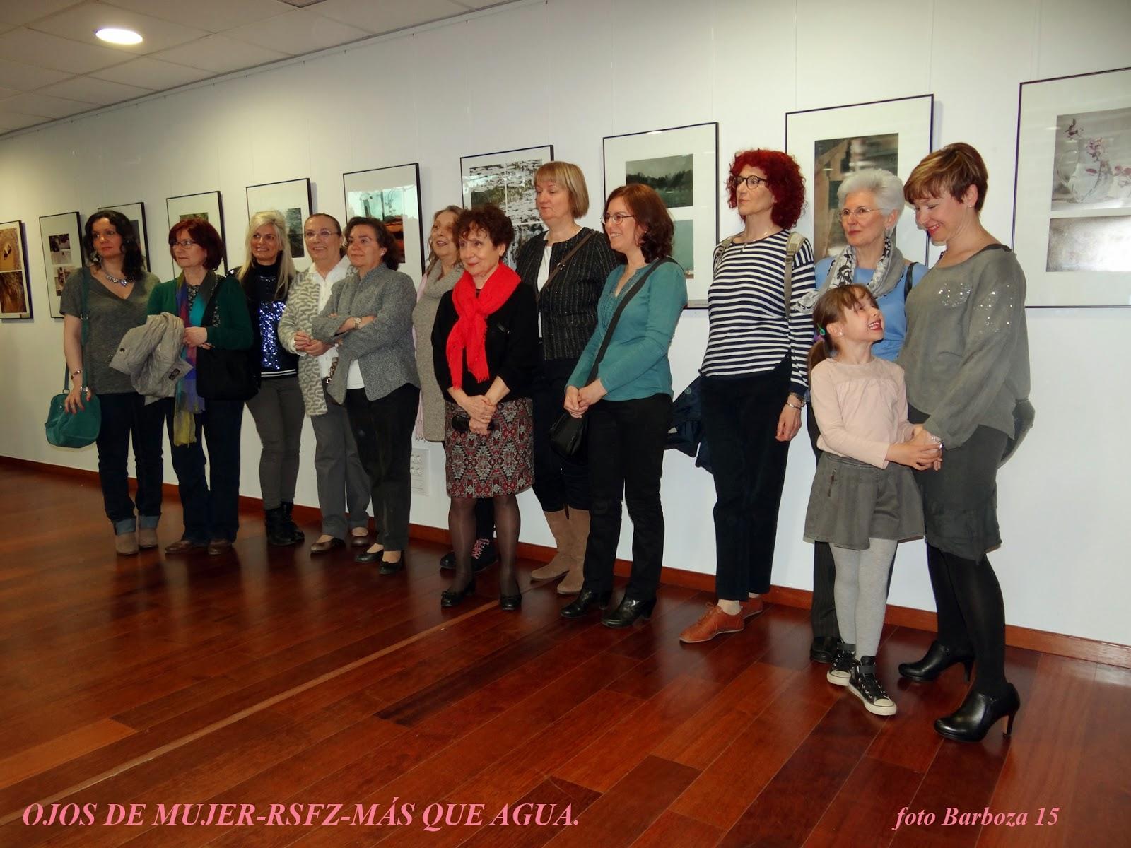 Blog de los artistas carlos barboza teresa grasa y aurelio grasa ojos de mujer m s que agua - Club nautico zaragoza ...