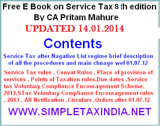 central excise ready reckoner book free download