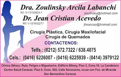 DR JEAN CRISTIAN ACEVEDO en Paginas Amarillas tu guia Comercial