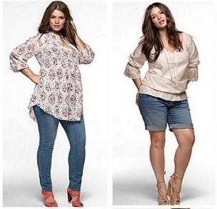 roupas para gordinhas - lindos modelos 04