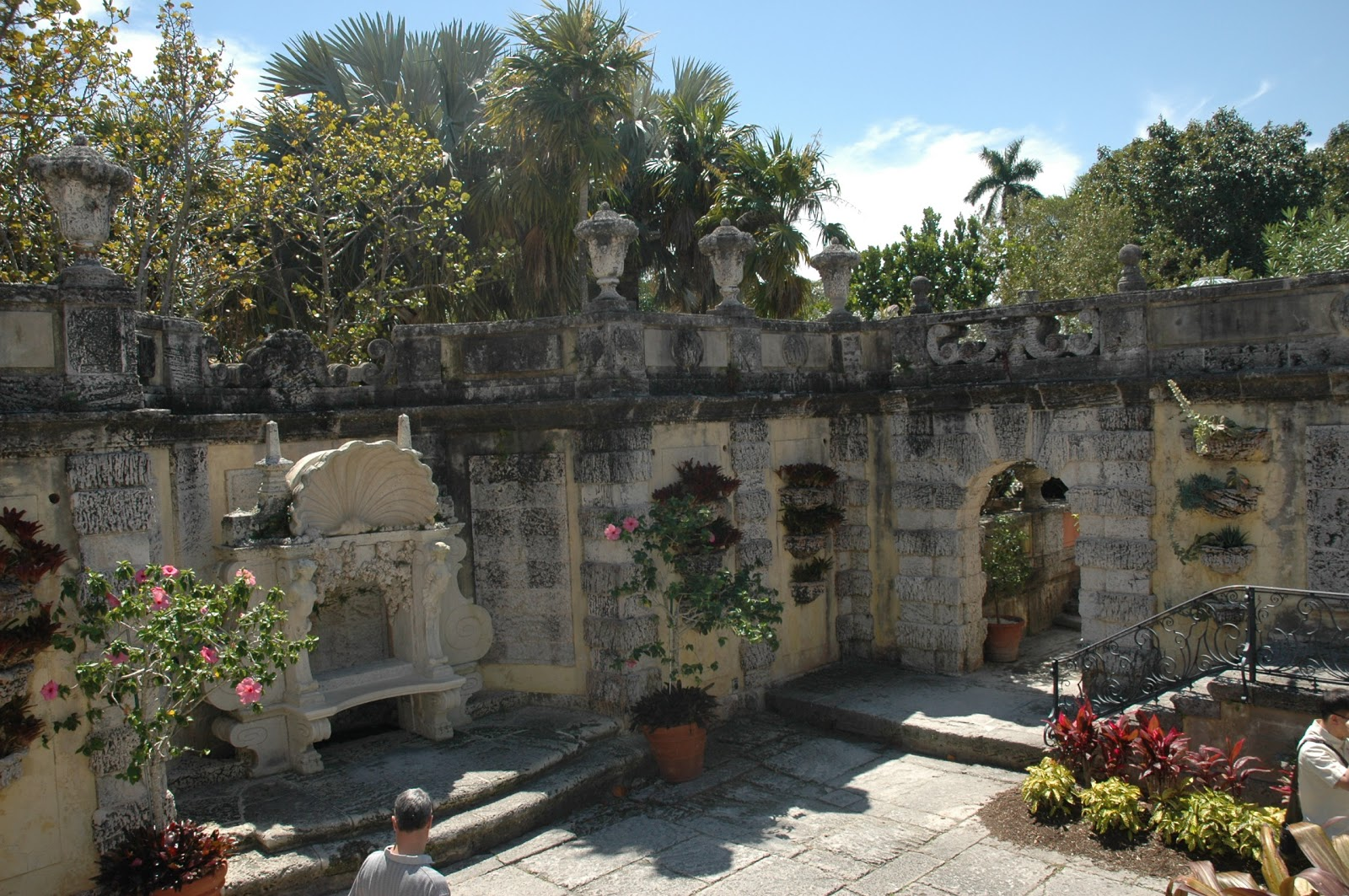 Douglas Family Villa Vizcaya Florida