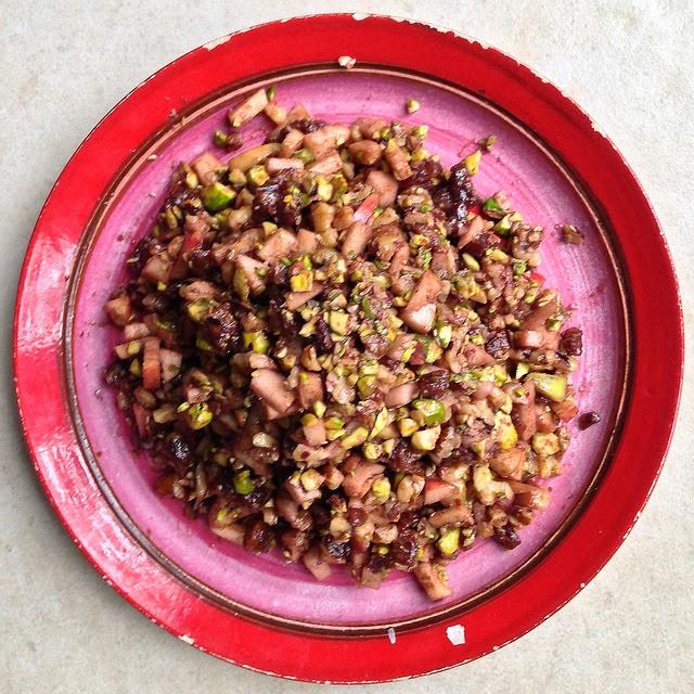 Street food cuisine du monde recettes de haroset comme - Cuisine juive sefarade ...