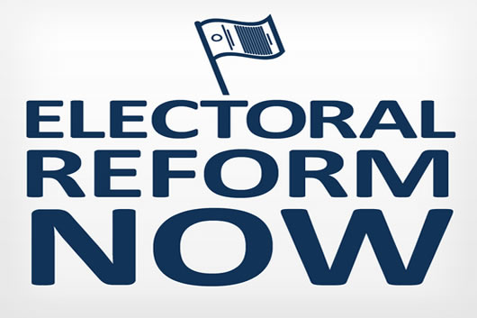 electoral reform The conservatives, ndp and liberals all have an idea of how our electoral system should work how does each party stand to benefit if changes are made polls analyst éric grenier takes a look.