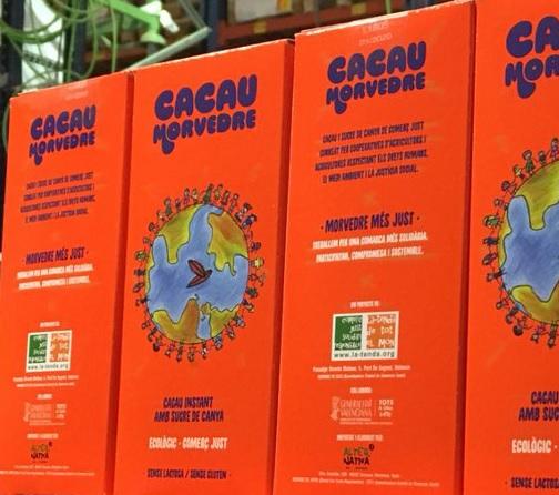 CACAU MORVEDRE