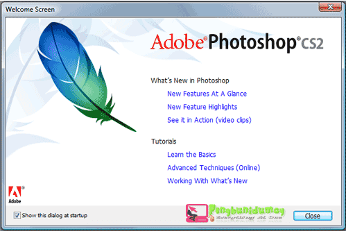 Download Adobe Photoshop CS2 Gratis Resmi+Serial