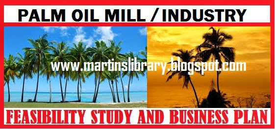 PALM OIL MILL CONSULTANTS