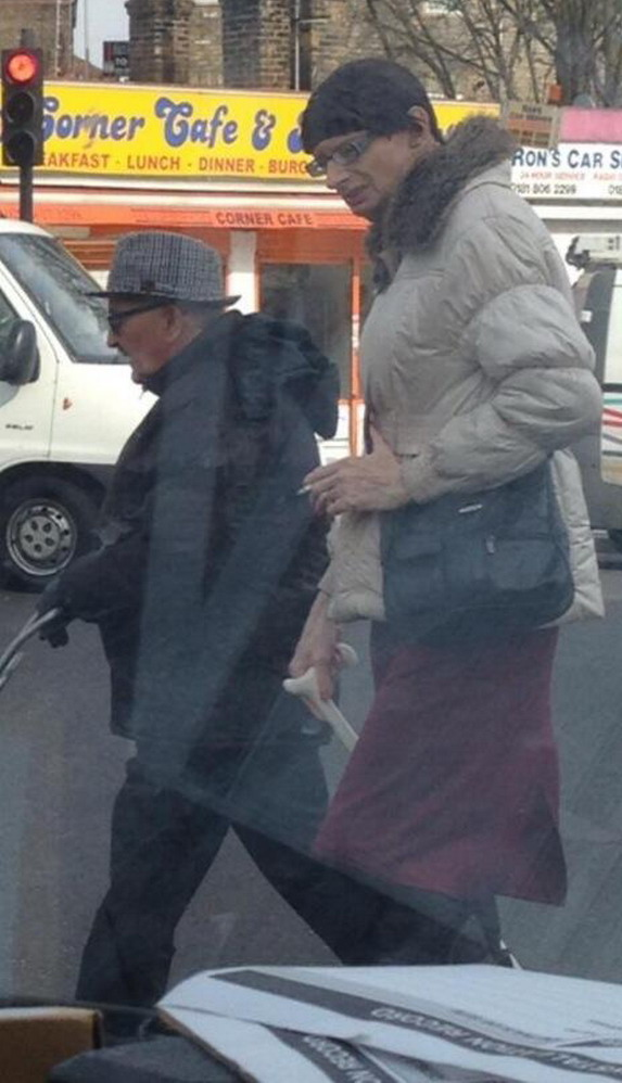 Is this Arsène Wenger in disguise?