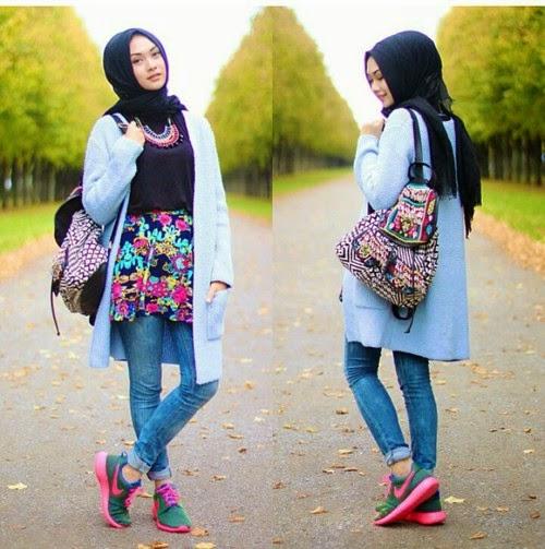 Hijab Style 2015 Fashion Style