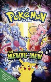 Capa - Pokémon: O Filme