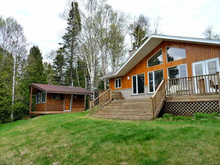 Canadian Blogger Home Tour Dans Le Lakehouse