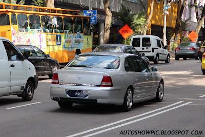 Holden Caprice WL