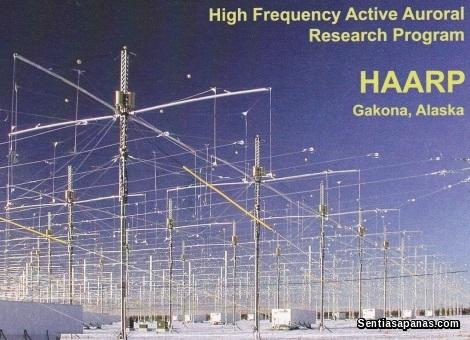 HAARP, Gakona, Alaska