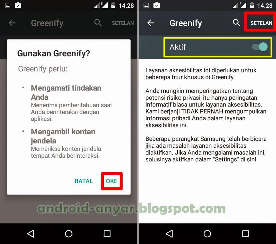 Cara auto click android tanpa root 4