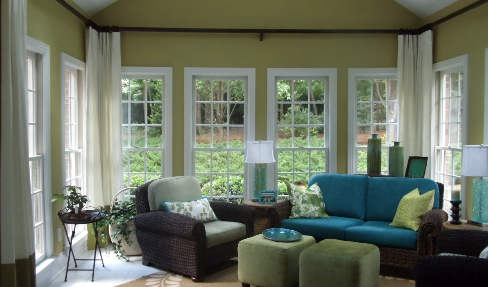 Greensboro interior design window treatments greensboro for Interior windows