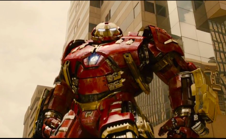 THE AVENGERS AGE OF ULTRON TRAILER NOTE!?