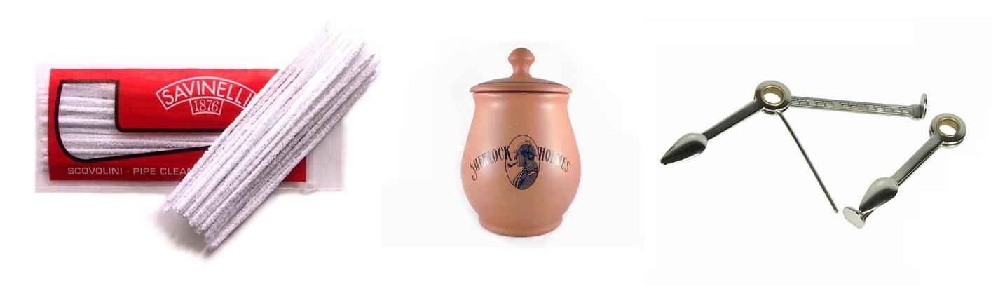 La pipa gli accessori - Vaso porta tabacco ...