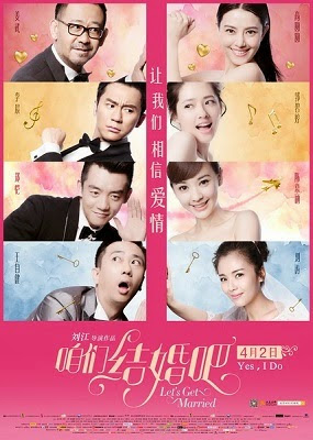 Lets Get Married 2015 HDRip 720p 725MB