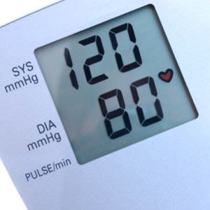 how to work out mean from systolic and diastolic