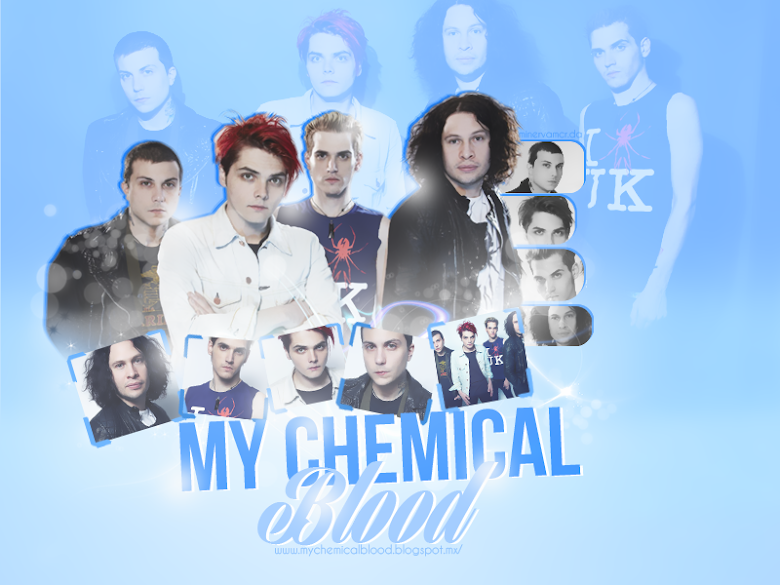 My Chemical Blood