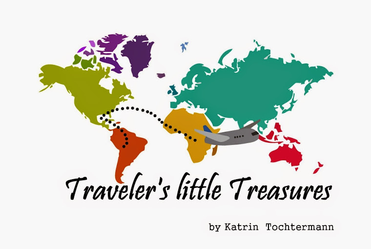 Traveler's little treasures