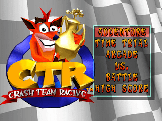 Crash Team Racing Full Version PC