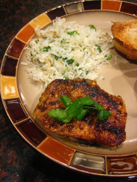 Garlic Lime Marinated Pork Chops Recipes — Dishmaps