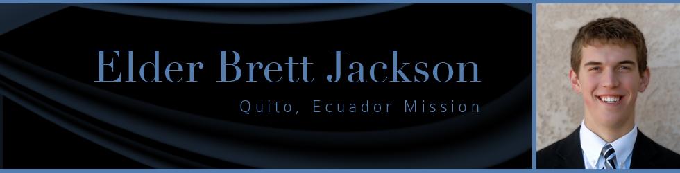 Elder Brett Jackson