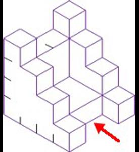 Figura 25: Sistema diédrico - obtención de vistas