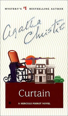 cover of Curtain by Agatha Christie