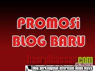 HASRULHASSAN.COM Promosikan Blog Aku